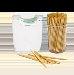 toothpick-floss