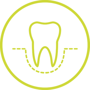 Dental treatments Richmond Periodontics green
