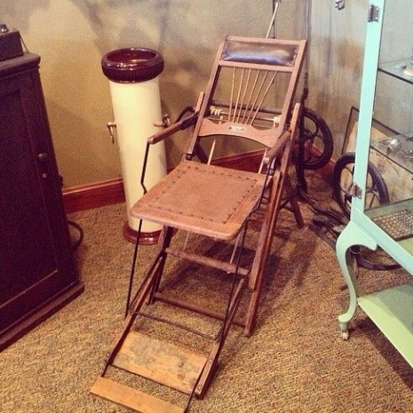 james snell dental chair