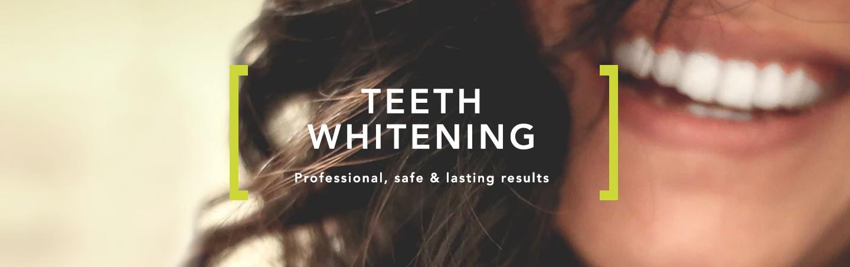 Homepage slide teeth whitening